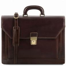 Roma - Кожаный портфель жесткой конструкции