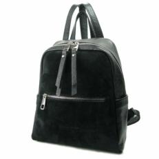 Женский рюкзак замша 5044