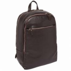 Кожаный рюкзак Faber коричневый