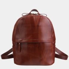 Рюкзак коньячный R0033