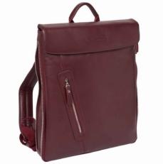 Рюкзак бордовый Ramsey фото-2