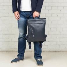 Рюкзак синий Ramsey фото-2