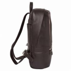 Кожаный рюкзак Timber коричневый фото-2