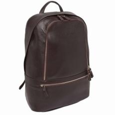 Кожаный рюкзак Timber коричневый