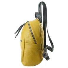 Желтый рюкзак 5014 фото-2