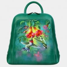 Рюкзак кожаный «Колибри»