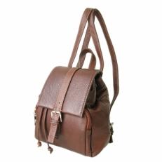Рюкзак маленький коричневый 5206