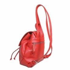Рюкзак маленький красный 5206 фото-2