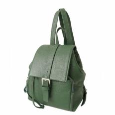 Рюкзак маленький зеленый 5206