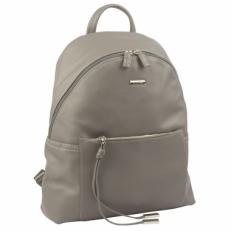 Рюкзак женский серый 5611