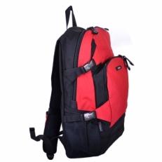 Молодежный рюкзак 40166 красный фото-2