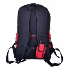 Городской рюкзак 40167 красный фото-2