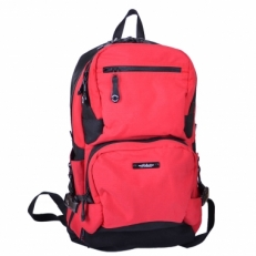 Городской рюкзак 40167 красный