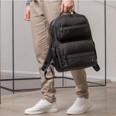 Мужской рюкзак с карманами BG62 фото-2