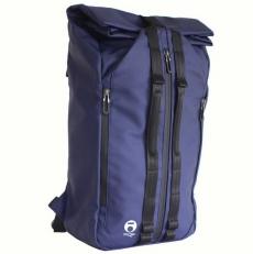 Синий рюкзак roll-top Foldo-x