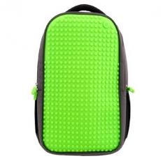 Зеленый пиксельный рюкзак WY-A009