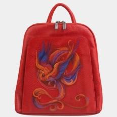 Рюкзак красный «Жарптица»
