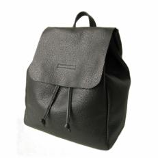 Рюкзак женский черный без подкладки 5108