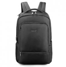 Коричневый рюкзак с удобными лямками T-B3585 фото-2