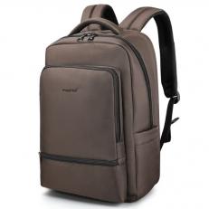 Коричневый рюкзак с удобными лямками T-B3585