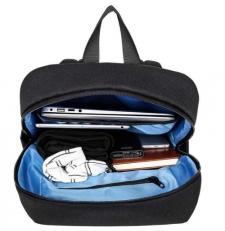 Черный молодежный рюкзак TC8028 фото-2