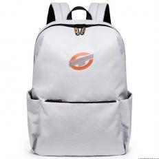 Молодежный городской рюкзак светло-серый TC8028 фото-2