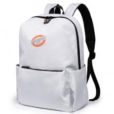 Молодежный городской рюкзак светло-серый TC8028