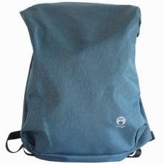 Серо-голубой рюкзак под ноубук Turtle -x