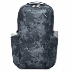Рюкзак антивор Pacsafe Vibe 25 серый камуфляж фото-2