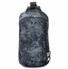 Однолямочный рюкзак Pacsafe Vibe 325 камуфляж