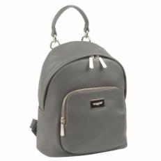 Женский рюкзачок серый 3340