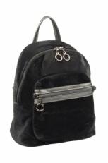Черный женский рюкзак 3527