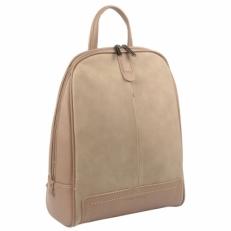Рюкзак женский бежевый 3556