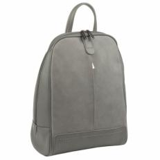 Рюкзак женский серый 3556