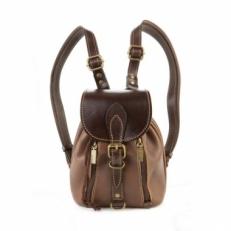Кожаный рюкзак для девушки Colibri