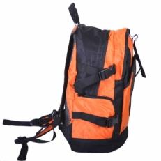 Спортивный рюкзак Athlete 60066 оранжевый фото-2