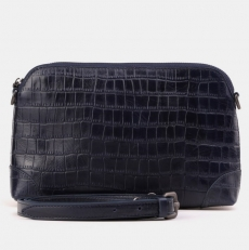 Маленькая женская сумка KB0025 синяя