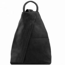 SHANGHAI - Рюкзак из мягкой кожи