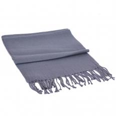Мужской шарф серый 2400870-1