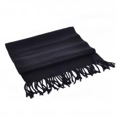 Мужской шарф черный 2400870-1