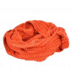 Зимний шарф снуд 101