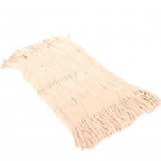 Мягкий шарф снуд бежевый 104