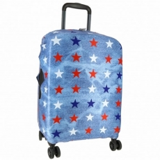 Чехол на чемодан Stars-XL