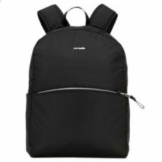 Рюкзак антивор из ткани Stylesafe Backpack черный