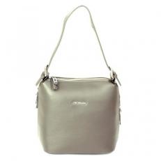 Маленькая серая сумка 0332-HJ57