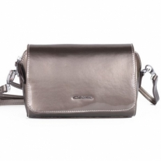 Маленькая сумочка 0358MD-62 серебряная