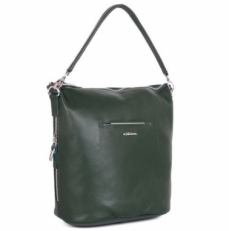 Зеленая женская сумочка 04313 Q76