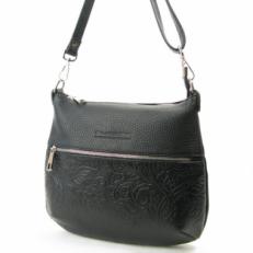 Женская сумка 3041 черный пион