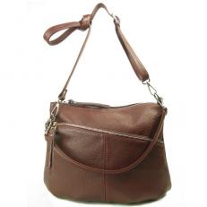 Сумка женская с большим наружным карманом 3044
