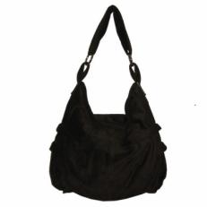 Замшевая сумка мешок KSK 3078
